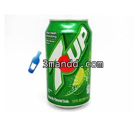7Up Can 33cl x24