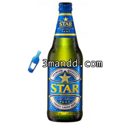 Star Bottle 45cl x 20