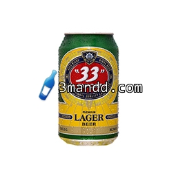 33 Export Can 33cl x24