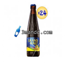 Grand Malt bottle 33cl x 24