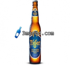 Tiger bottle 45cl x 20