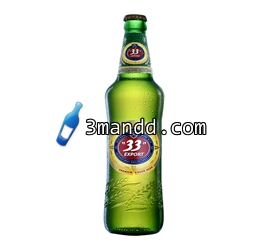 33 Export Bottle 60cl x12