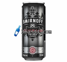 SmirIDB and Guarana CAN 33cl x 24