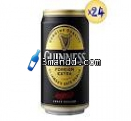 Guinness foreign extra stout 32.5cl