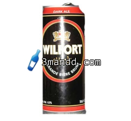 Wilfort Can 33cl x24