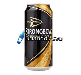 Strongbow Can 33cl x24
