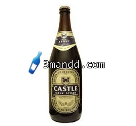 Castle Milk Stout Bottle 45cl x 18