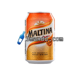 Maltina Can 33cl x24