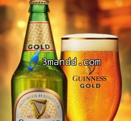 Guinness Gold Bottle 60cl x 12
