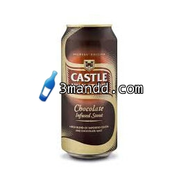 Castle Milk Choco Can 33cl x24